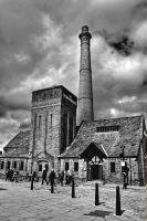 Pumphouse by CharmingPhotography