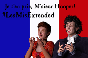 #LesMisExtended plea by LuxCompagno