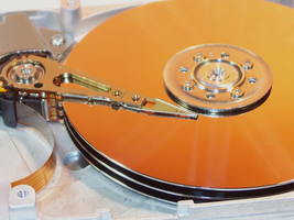 Hard-Drive by halley