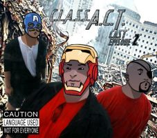 C.L.A.S.S.A.C.T.cast.ep02 - Avengers by theCHAMBA