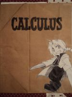 Calc-hemy by LegendofFullmetal
