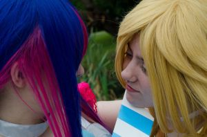 Panty and Stocking Love 2 by Druhzin