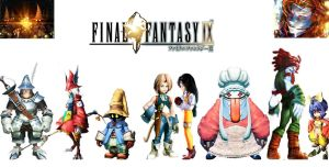 ff9 love by juggalette57