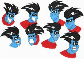 Freakazoid cleaned up001col01 by BDTXIII