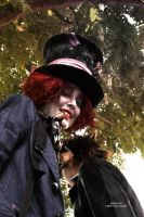 Mad Hatter by LightMagicalLady