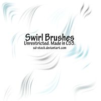 Swirl Brushes by sd-stock
