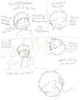 Cile: how to fight lonliness by The-Bleached-Dalsuta