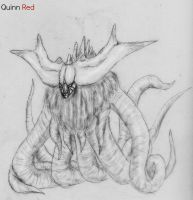Tentacle Magic Thing Dude by Quinn-Red