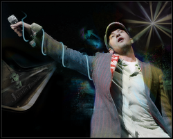 Wallpaper Justin Timberlake by ROH2X