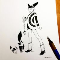 Play with The Cowboy Punk Girl by raultrevino