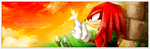 Knuckles by HappyGaOn