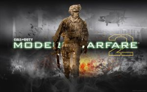 Modern Warfare 2 Wallpaper by creynolds25