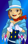 Trucy Wright:Colored by XRainbowIceCreamX