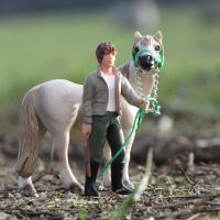Schleich- David and Clear by RBP-Grace