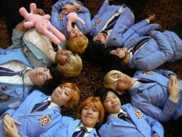 ouran cosplay by kamechan08