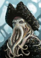 Davy Jones by LasloLF