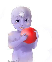 Ao Oni Child...whatisthisIdon'teven... by Gemini-Astrae