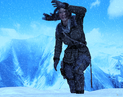 Rise Of The Tomb Raider 4 by traod