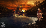 The Last Ship by fisalaliraqi