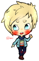 mini chibi: sam by jorsu