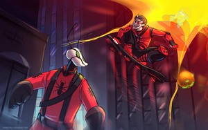 TF2: Antman by DarkLitria