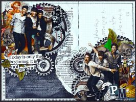 2PM 6th Aniversary by Bellacrix