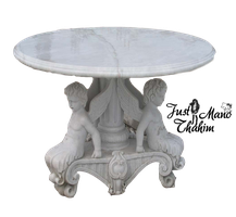 Marble Table by PrincessThahim