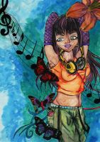 Music Just Moves Me by Mallenroh001