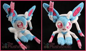 Shiny Sylveon by The-PlushAholic