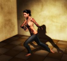 The Dancer - Pose 9 by Afina79