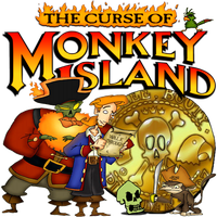 The Curse Of Monkey Island v2 by POOTERMAN