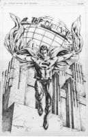 superman by mikitot