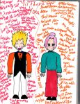 NaruSaku as Marold by HRP-the-amazing-HRP