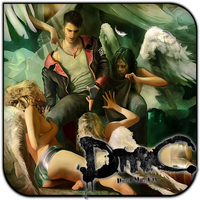 DmC: Devil May Cry Angels by griddark