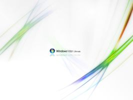 Windows Vista Ultimate White by VistaDude