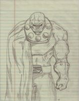Darkseid by starscream4icecream