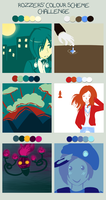 Color Scheme Meme by Athena-Sazuki