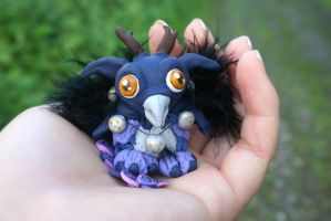 Moonkin hatchling by Catigma