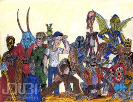 Stephen Stanton's Clone Wars by J-Dubi