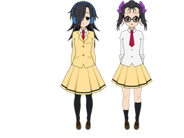 Kuroki Tomoko Kisekae Exports by xXHey-Its-Rei-ChanXx