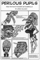 Tribute To Basil Wolverton by sleepsinclass