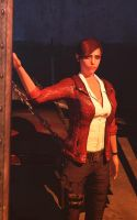 Claire Redfield-RE-Revelation2 by Soraya-Mendez