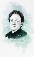 James Mcavoy - Charles Xavier by RedPassion