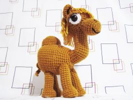 Caelyn the Camel by SNCxCreations