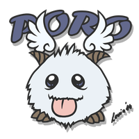 Just Another Poro by LeviaDraconia