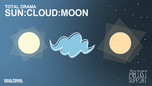 SUN:CLOUD:MOON - VaultMan by VaultMan