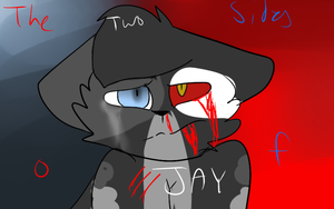 Two sides of Jay by Gental-Floss