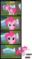 "Pinkie Pie in ""Helping Hoof"" by DiegoTan"