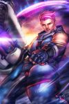 Overwatch - Zarya by AIM-art