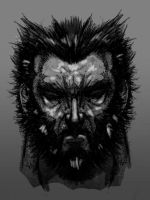 The Wolverine by MrHades